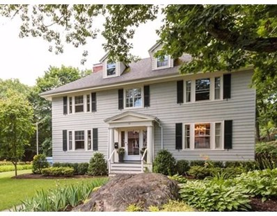 18 Cushing Road, Wellesley, MA 02481 - #: 72353818