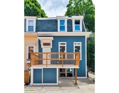 18 Tabor Place, Brookline, MA 02445 - #: 72353823