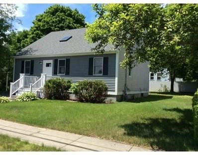 1103 Chaffee St, New Bedford, MA 02745 - #: 72353868