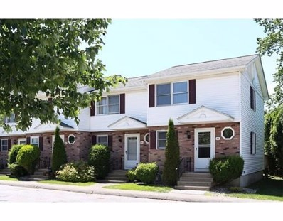 55 Empire St UNIT 62, Chicopee, MA 01013 - #: 72353880