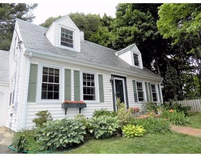 22 Mulberry Rd, Milton, MA 02186 - #: 72354288