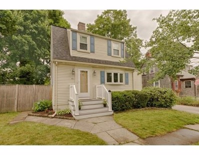 85 Arnold St, Quincy, MA 02169 - #: 72354395