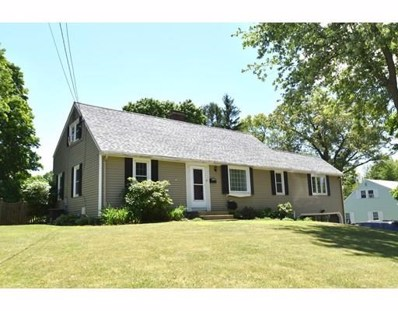 37 Benjamin Rd, Marlborough, MA 01752 - #: 72354473