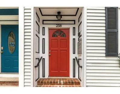 258 E St UNIT 2, Boston, MA 02127 - #: 72354510