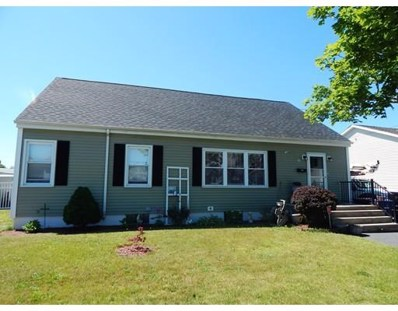 234 Bellevue St, New Bedford, MA 02744 - #: 72354785