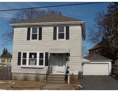 546 Aetna St, Fall River, MA 02721 - #: 72354798
