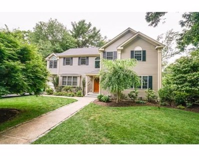 12 Mansfield Road, Wellesley, MA 02481 - #: 72355264