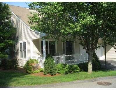 15 Harvest Circle UNIT 63, Holden, MA 01520 - #: 72355366