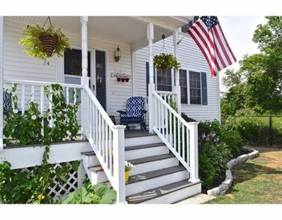 24 Fieldstone Dr, New Bedford, MA 02745 - #: 72356061