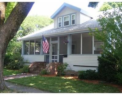 91 Bourne Street, Middleboro, MA 02346 - #: 72356159