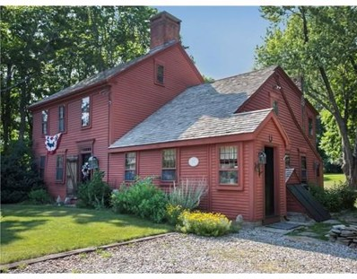 29 Winsor, Johnston, RI 02919 - #: 72356900
