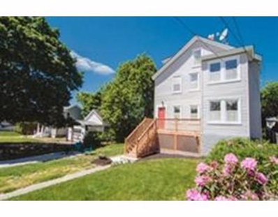 206 Doyle St, Fall River, MA 02723 - #: 72359156