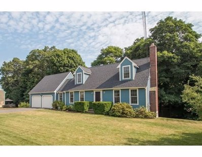 22 Pine Cone Lane, North Attleboro, MA 02760 - #: 72359499