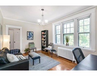 6 Crawford St UNIT 7, Cambridge, MA 02139 - #: 72359712