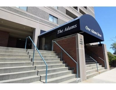 1 Adams Street UNIT 407, Quincy, MA 02169 - #: 72359891