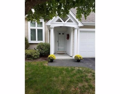 15 Reservoir St UNIT 22, Mansfield, MA 02048 - #: 72359978