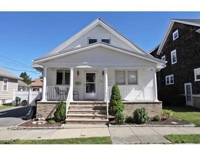 43 Milton St, New Bedford, MA 02740 - #: 72360331