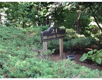 21 Westerly UNIT 11, Wellesley, MA 02482 - #: 72360437