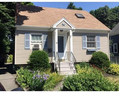 14 Wyman Road, Braintree, MA 02184 - #: 72360837