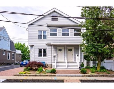 13 Hazel Street UNIT 13, Watertown, MA 02472 - #: 72360871