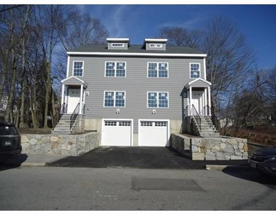 20 Garfield Avenue UNIT 20, Woburn, MA 01801 - #: 72360927
