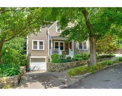 16 West Court Terrace, Arlington, MA 02474 - #: 72361047