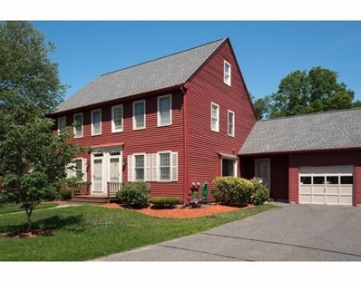 136 Sterling Street UNIT A4, West Boylston, MA 01583 - #: 72361311