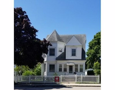 153 Whitwell St, Quincy, MA 02169 - #: 72361569