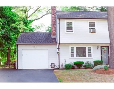 7 Buena Vista Drive UNIT 7, Franklin, MA 02038 - #: 72361740
