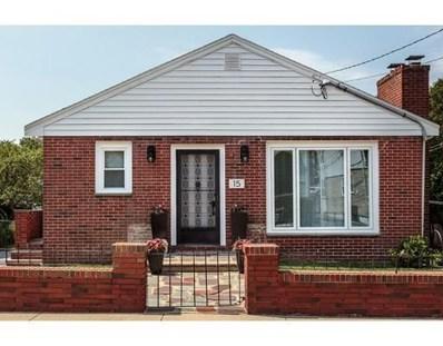 15 Almont Street, Winthrop, MA 02152 - #: 72363284
