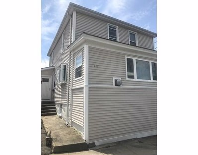 143 Barnes St, Fall River, MA 02723 - #: 72363501