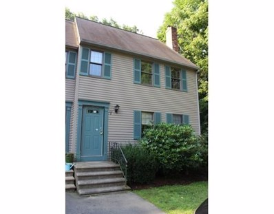 716 Mount Hope Street UNIT D, North Attleboro, MA 02760 - #: 72364002