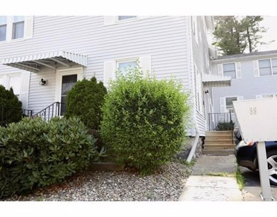 88 Delmont Ave UNIT 2, Worcester, MA 01604 - #: 72364354
