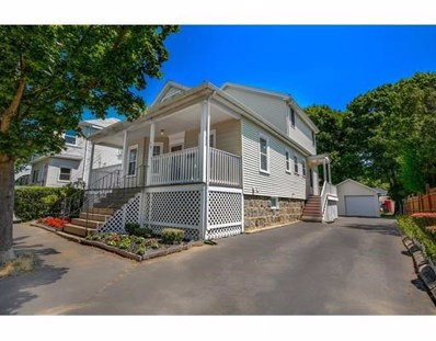 38 Harrington Ave, Quincy, MA 02169 - #: 72364382