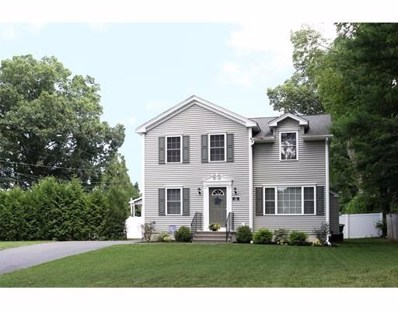 22 Young Avenue, East Longmeadow, MA 01028 - #: 72365162