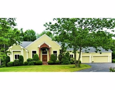 20 Oak Hill Lane, Boylston, MA 01505 - #: 72365257