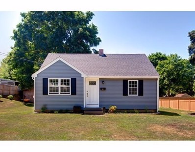 8 Darnell Road, Worcester, MA 01606 - #: 72365271