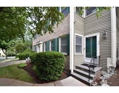 501 Lexington Street UNIT 32, Waltham, MA 02452 - #: 72365390