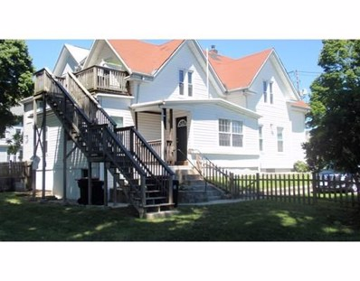 58 Milton St, Brockton, MA 02301 - #: 72365711