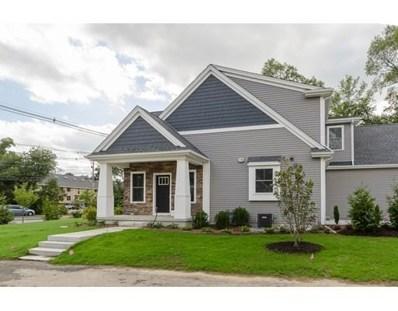 291 Smith Street UNIT A, North Attleboro, MA 02760 - #: 72366244