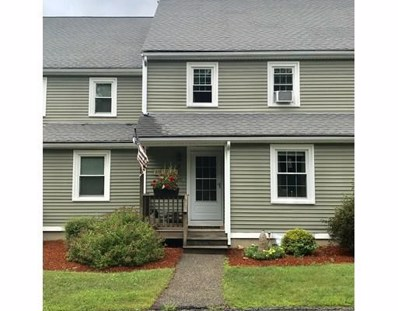 11 Edna Circle UNIT 11, North Brookfield, MA 01535 - #: 72367146