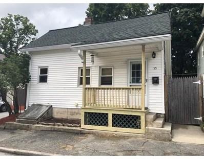 35 Tyler Street, Lawrence, MA 01843 - #: 72367513