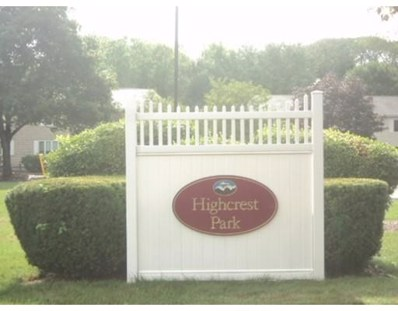 14 Highcrest Park UNIT 14, Webster, MA 01570 - #: 72367533