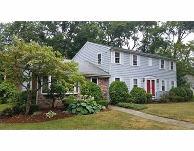 4 Gregory Drive, Seekonk, MA 02771 - #: 72367857