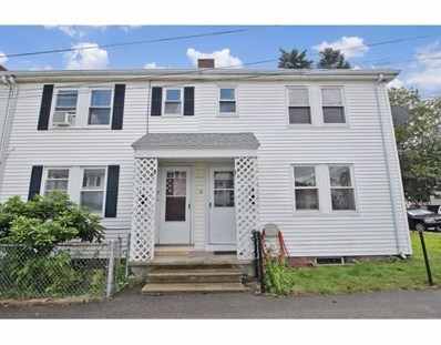 3 Keyes St, Quincy, MA 02169 - #: 72368380