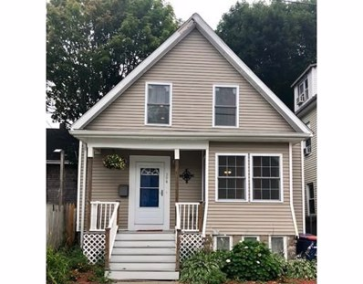 394 Elm Street, New Bedford, MA 02740 - #: 72368421