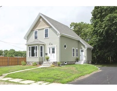 211 Warren Ave, Whitman, MA 02382 - #: 72369065