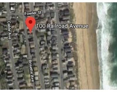 100 Railroad Ave, Salisbury, MA 01952 - #: 72369164