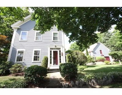 59 Mount Vernon Street, North Reading, MA 01864 - #: 72369492