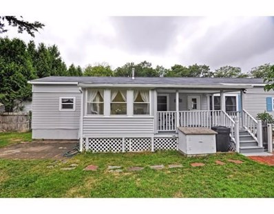 27 Smith Street UNIT 11, Norton, MA 02766 - #: 72370014